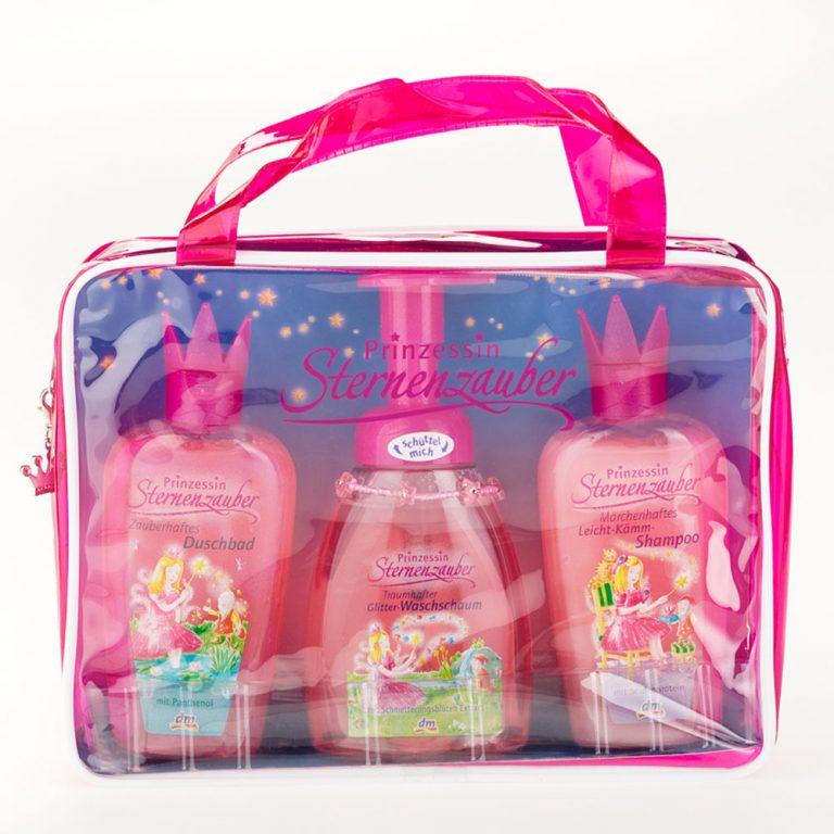Werbemittel, O-Box, Shampoo, Kinder, Mädchen