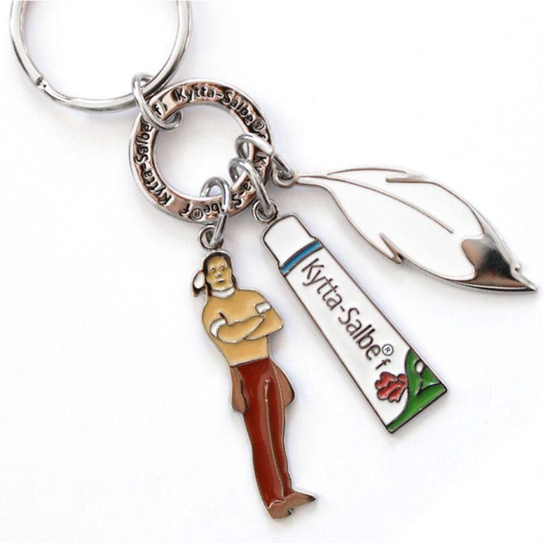 Werbemittel, O-Box, Schlüsselanhänger
